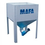 Mafa Midi 730 l pelletimahuti